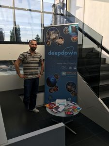 2016.07. Deepdown - Exposition @ Commune de Mondercange 01